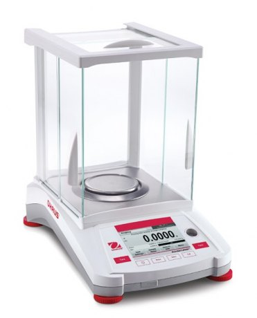 OHAUS Adventurer Analytical AX224/E (220g/0.1mg) szalka Ø90mm (nr ref.30122612)