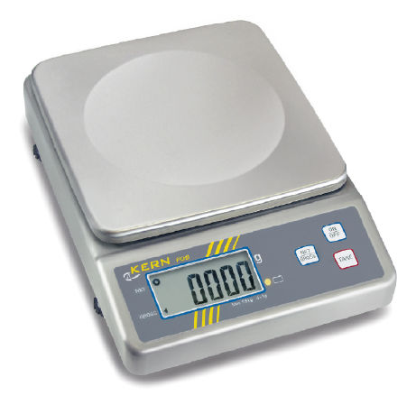 KERN Bench scale 2 g : 6000 g
