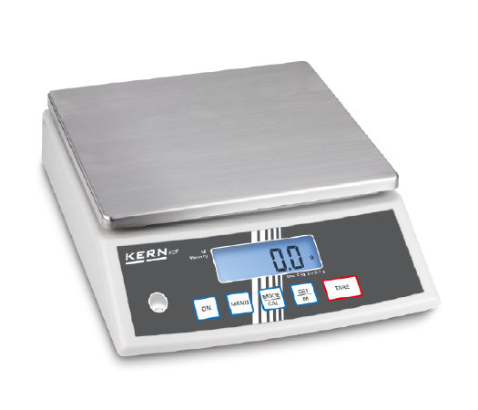 KERN Bench scale Max 3000 g: d=0,1 g