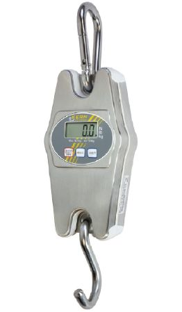 KERN Hanging scale 100 g : 50 kg