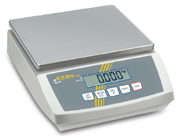 KERN Bench scale 0,5 g : 6 kg