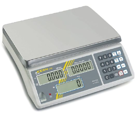 KERN Counting scale 1 g : 15 kg