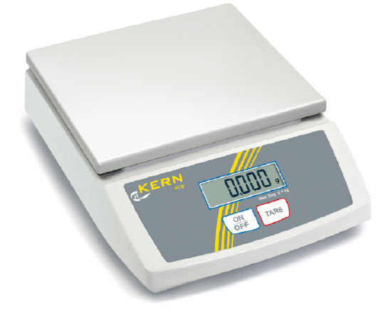 KERN Bench scale 2 g : 6 kg